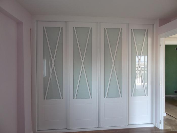 Armarios a medida - Precio lacar puertas en blanco ...