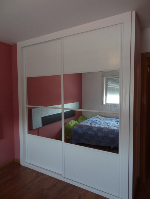 Armario puertas correderas para armarios empotrados - Disenos de armarios empotrados ...